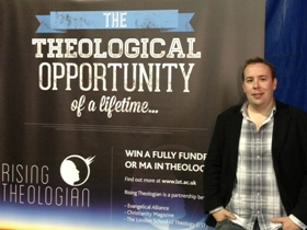 Rising Theologian crowned