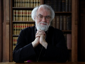 Rowan Williams announced new chair of Christian Aid