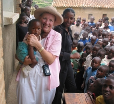 Helping Rwandan orphans to have a better life