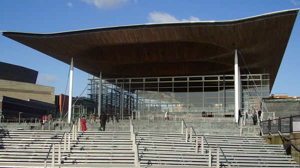 Support Evangelical Alliance Wales - Picture of Senedd - credit: Mark Chatterley (http://www.flickr.com/photos/nufkin/105411939/)