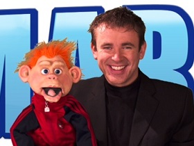 Meet ventriloquist Marc Griffiths