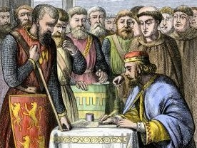 Magna Carta: the battle today about yesterday for tomorrow