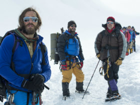 Everest: the drive to reach new heights