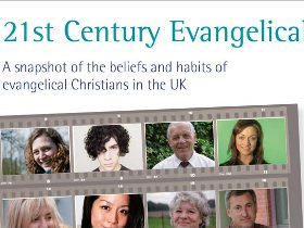 UK evangelical Christians distinct yet diverse
