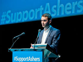 Disappointment for Ashers as appeal unsuccessful