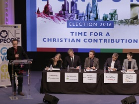 "Mayoral candidates promise churches they'll crack down on ""predatory"" betting shops"