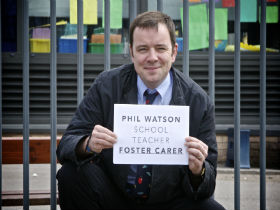 School teacher Phil Watson