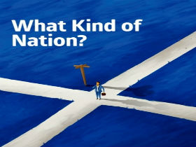 What Kind of Nation? – Seven cities tour