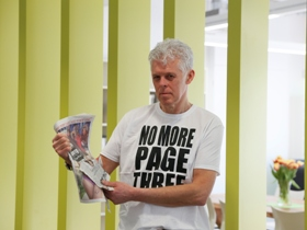 Evangelical Alliance: 'The Sun has done the right thing dropping Page 3 print edition'