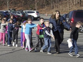 Newtown shootings: nowhere to turn but towards the love of God