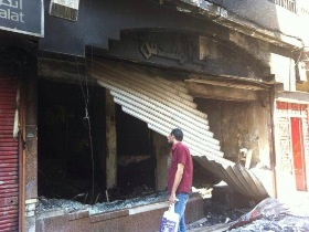 Alliance calls for prayer as churches destroyed in Egypt