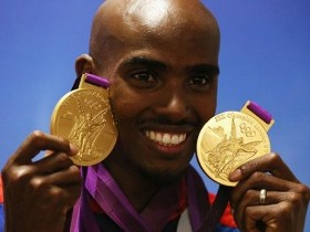 Mo Farah lends voice to fight against global hunger