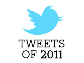 2011: The year in tweets