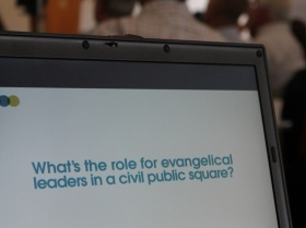 We are all called to lead – Evangelical Alliance Council