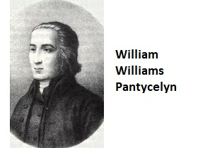 300 years since the birth of William Williams Pantycelyn