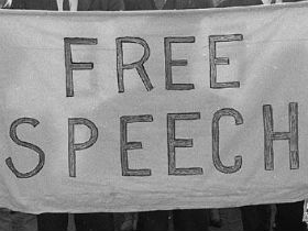 Is free speech under attack?