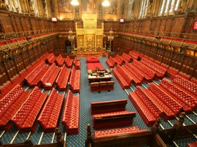 Lords a-lobbying