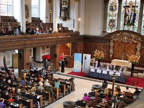 The Church – the great hustings host in Wales