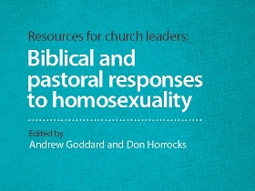 Resources for church leaders: Biblical and pastoral responses to homosexuality