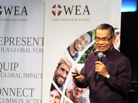 Future of the World Evangelical Alliance - survival in the face of persecution
