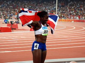 49.61 seconds with Christine Ohuruogu