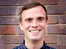 Gavin Calver - the Alliance's brand new director of mission