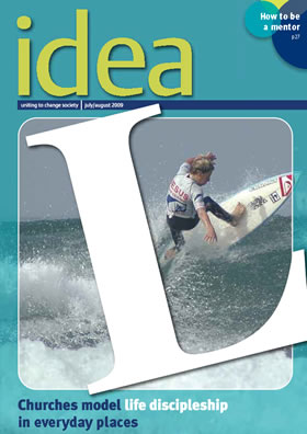 July / August 2009 idea magazine
