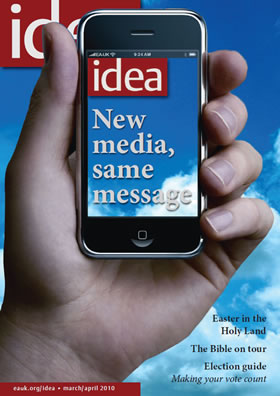 March / April 2010 idea magazine