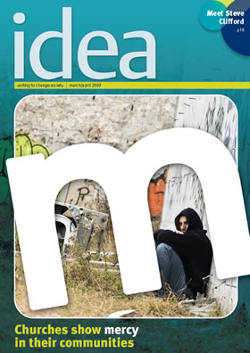 March / April 2009 idea magazine