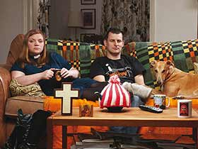 That vicar off Gogglebox