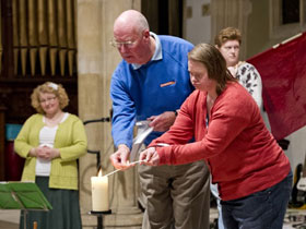 Beyond access: enabling the Church