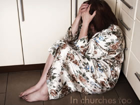 Domestic violence: in churches too