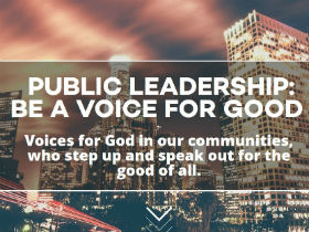 8 ways your church can develop public leaders