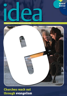 September / October 2009 idea magazine