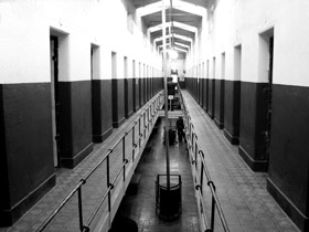 The theology of prison