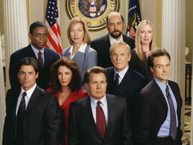 What can we learn from The West Wing?