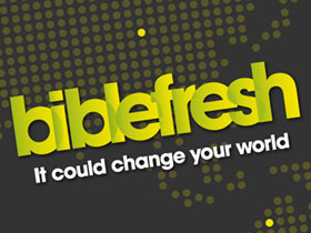 Biblefresh launches across Scotland