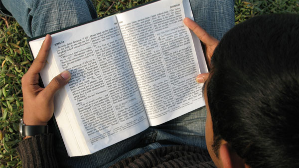The Bible: Tedious and taboo or transforming and true?