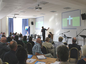 Alliance Council responds to need for Christians in power and politics