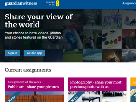 Thousands of images of Christian worshippers wanted by Guardian