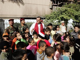 Kurdistan becomes safe haven for fleeing Christians
